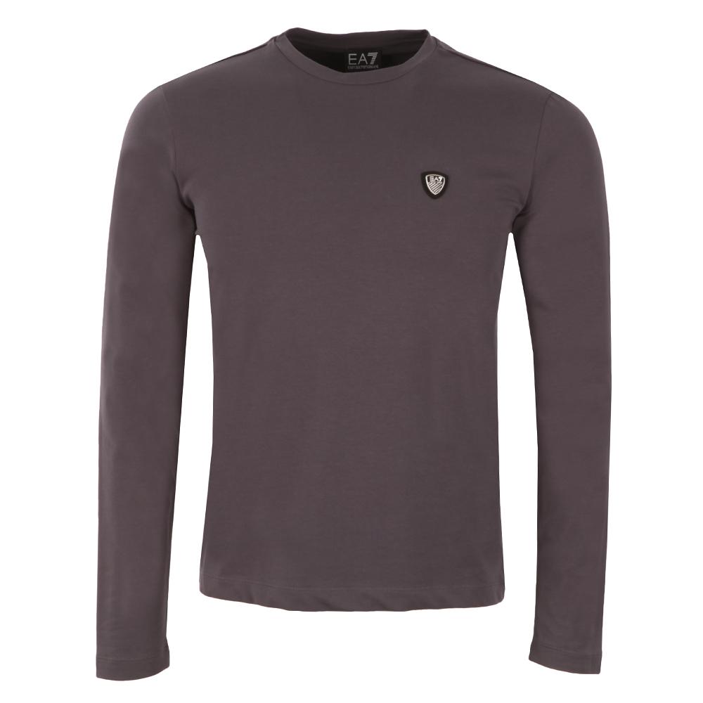 Small Shield Long Sleeve T Shirt main image