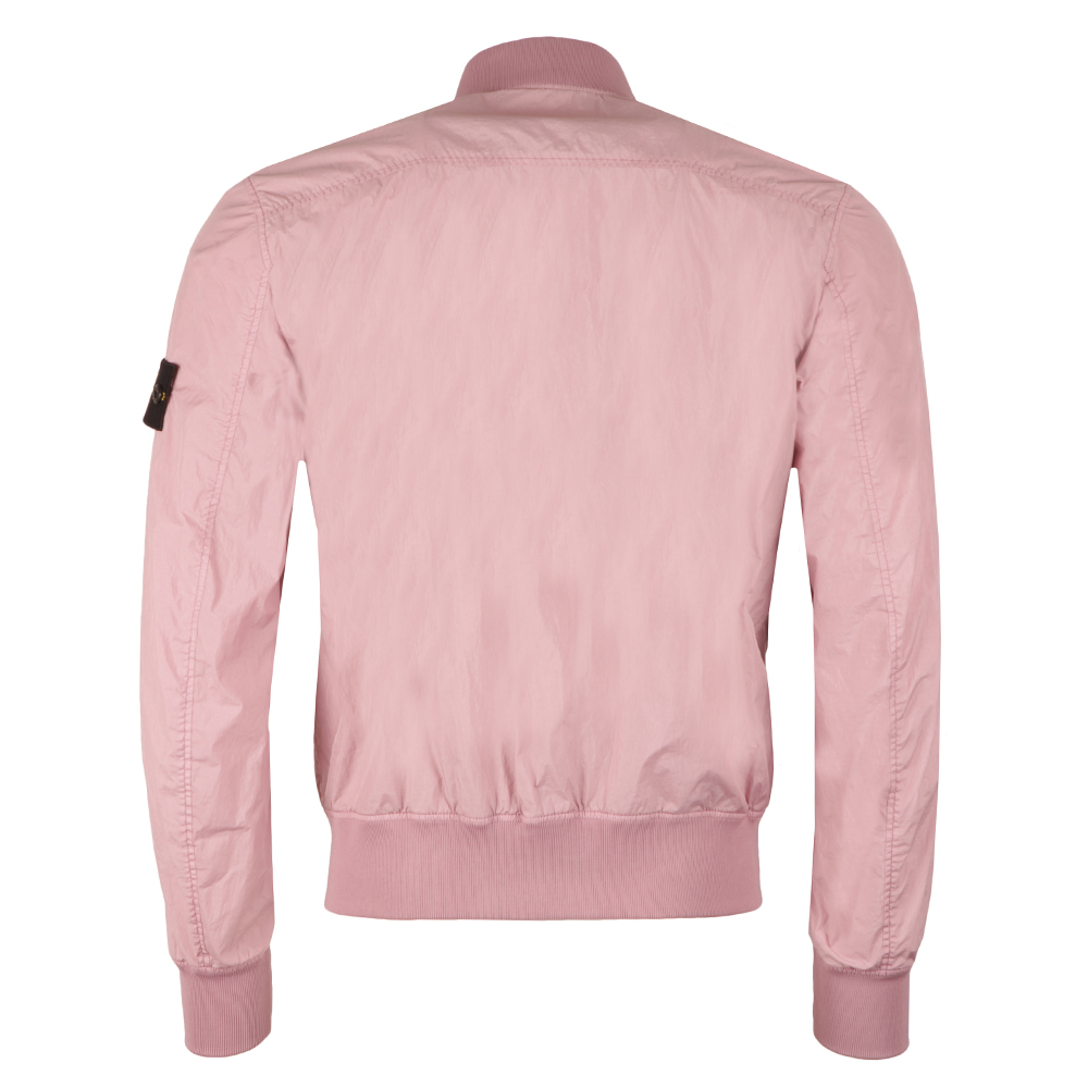Garment Dyed Crinkle Reps Bomber main image