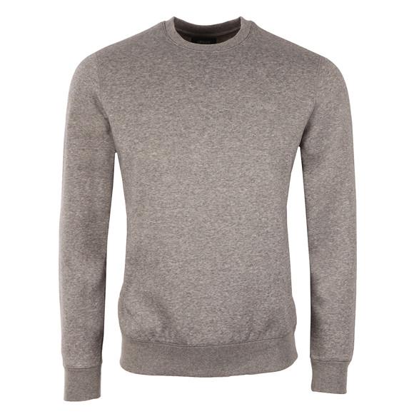 Armani Jeans Mens Grey 8N6M19 Crew Neck Sweatshirt main image