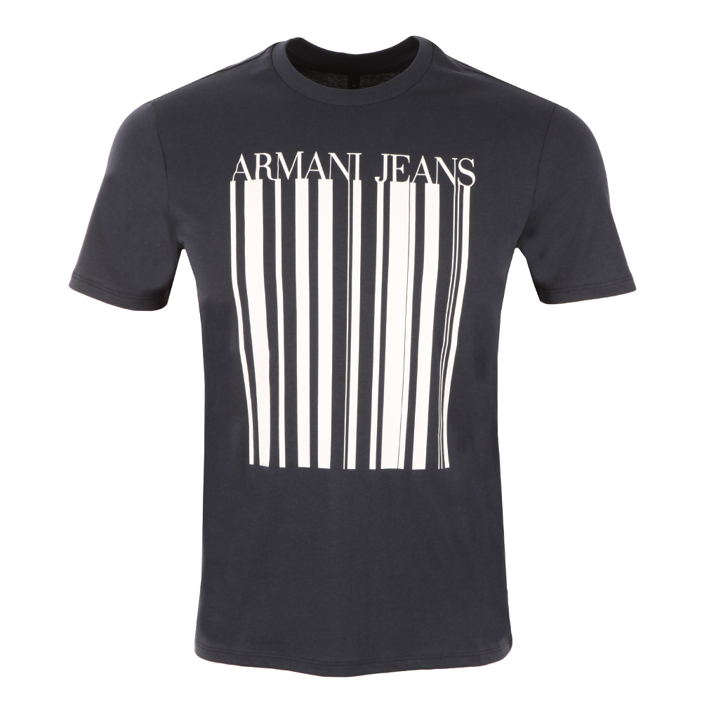 Stripe Logo T Shirt main image
