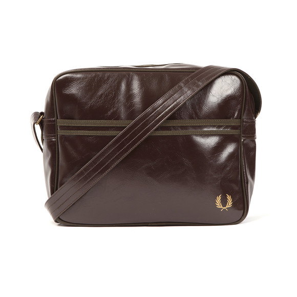 Fred Perry Mens Brown Classic Shoulder Bag main image