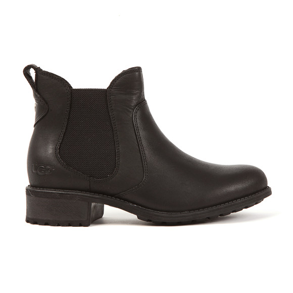Ugg Womens Black Bonham Ankle Boot main image