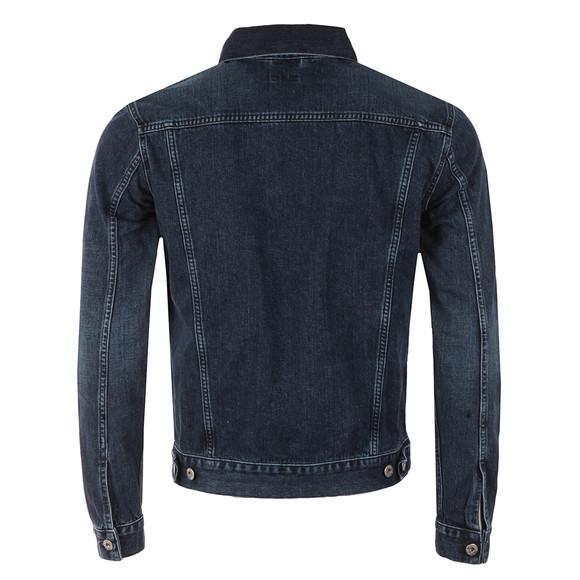 Edwin Mens Blue High Road Denim Jacket main image