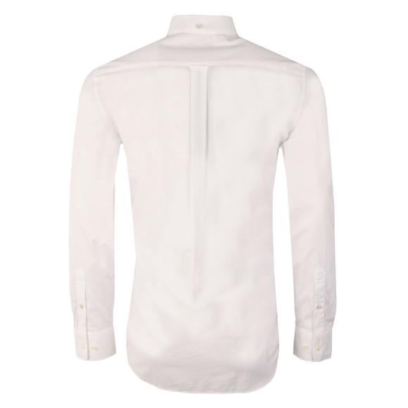 Gant Mens White L/S Broadcloth Shirt main image