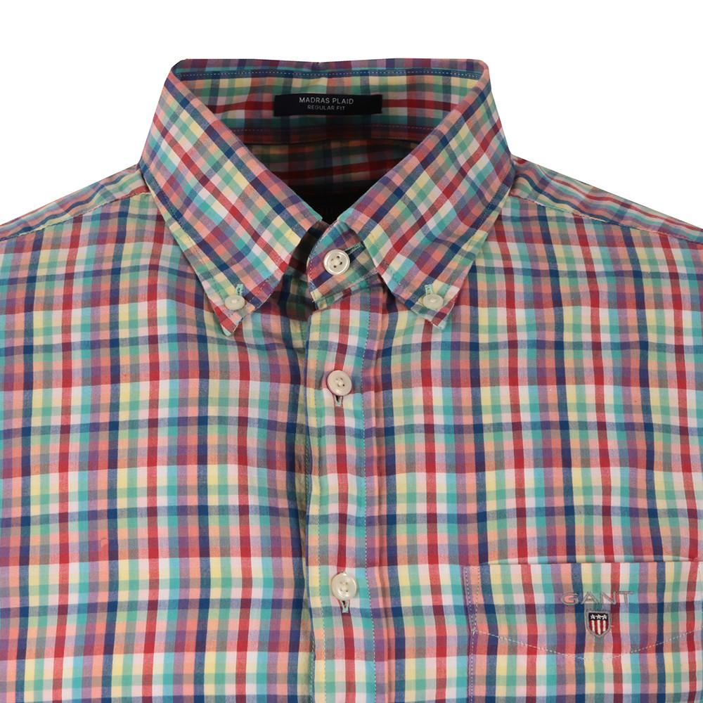 L/S Madras Plaid Check Shirt main image