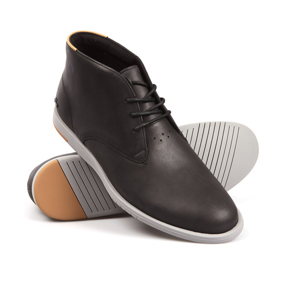 Lacoste Mens Black Laccord Chukka 117 Boot main image