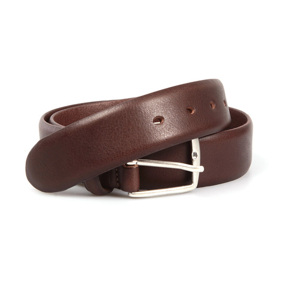 Gant Mens Brown Classic Leather Belt main image