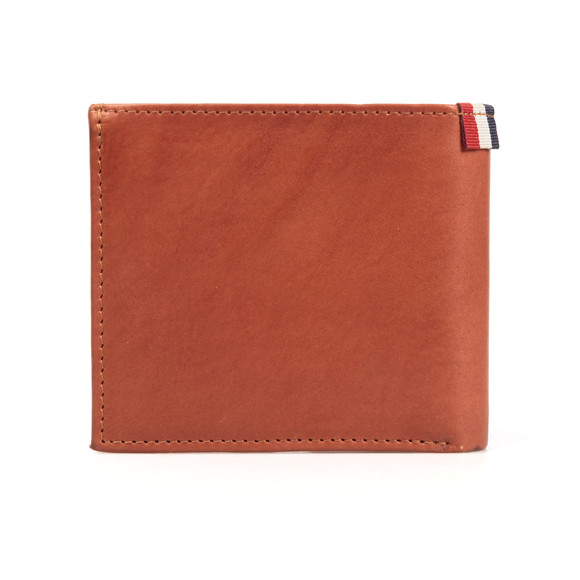 Superdry Mens Brown Tab Wallet In A Tin main image