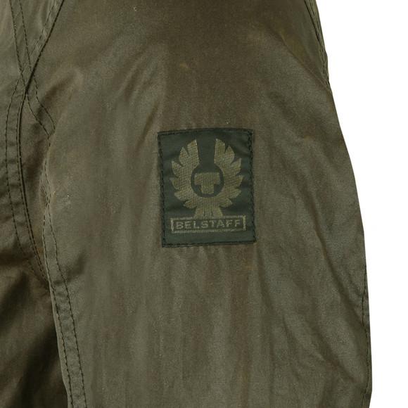Belstaff Mens Green New Tourmaster Wax Jacket main image