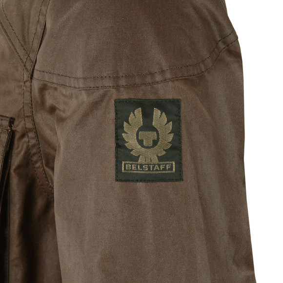 Belstaff Mens Red Roadmaster Jacket main image