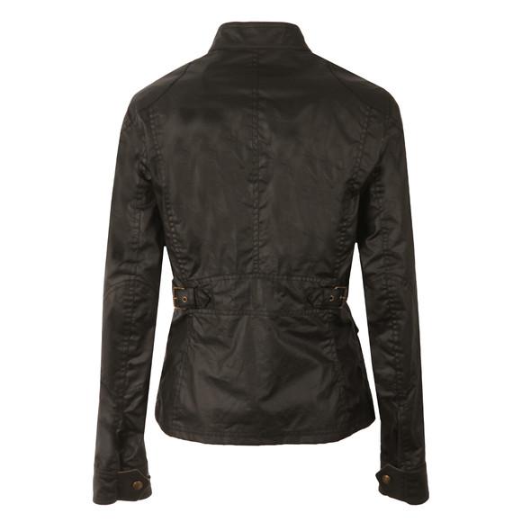 Belstaff Womens Black Longham Jacket main image