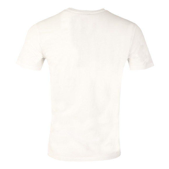 Diesel Mens White Joe OA T Shirt main image