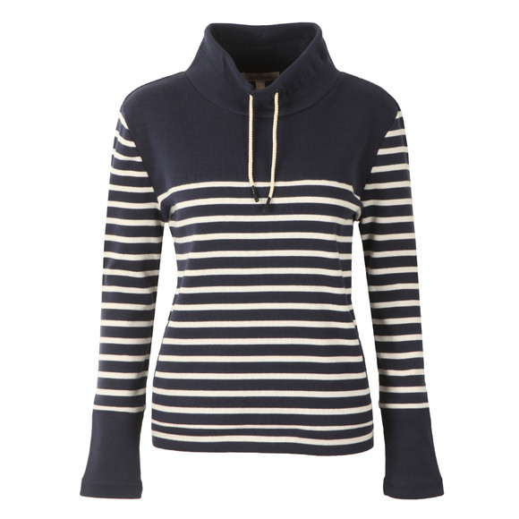 Barbour Lifestyle Womens Blue Rief Sweat main image