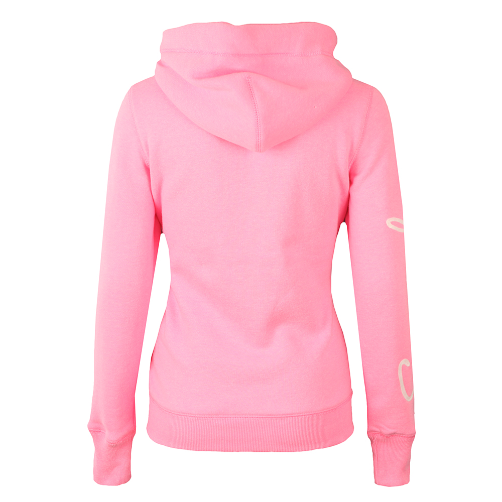 Applique Zip Hoody main image