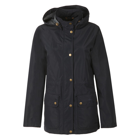 Barbour Lifestyle Womens Blue Cirrus Jacket main image