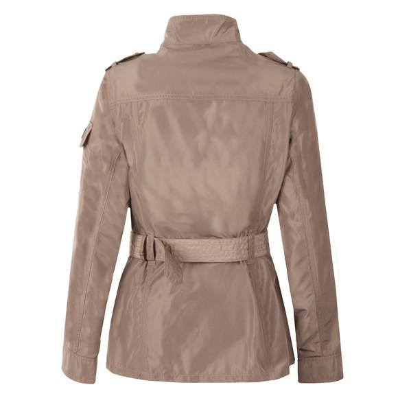 Barbour International Womens Beige Swingarm Casual Jacket main image