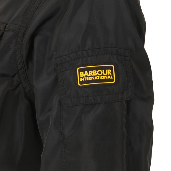 Barbour International Womens Black Swingarm Casual Jacket main image