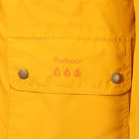 Barbour Lifestyle Womens Yellow Cirrus Jacket main image