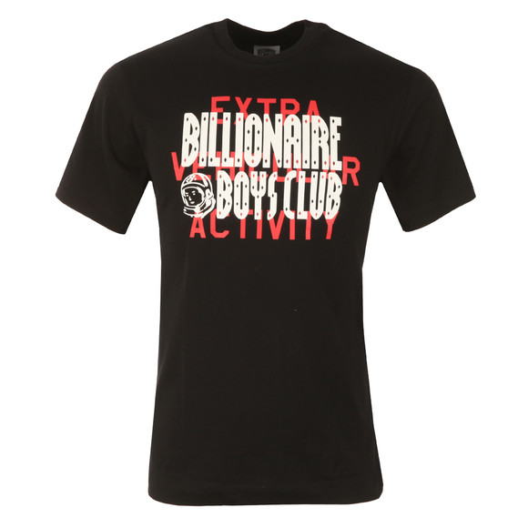 Billionaire Boys Club Mens Black Shuttle Launch T Shirt main image