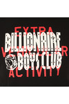 Billionaire Boys Club Mens Black Shuttle Launch T Shirt