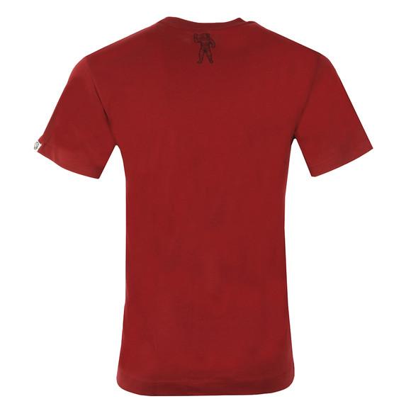 Billionaire Boys Club Mens Red Small Arch Logo T Shirt main image