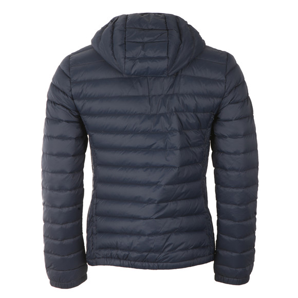 Pretty Green Mens Blue Pembrook Quilted Jacket main image