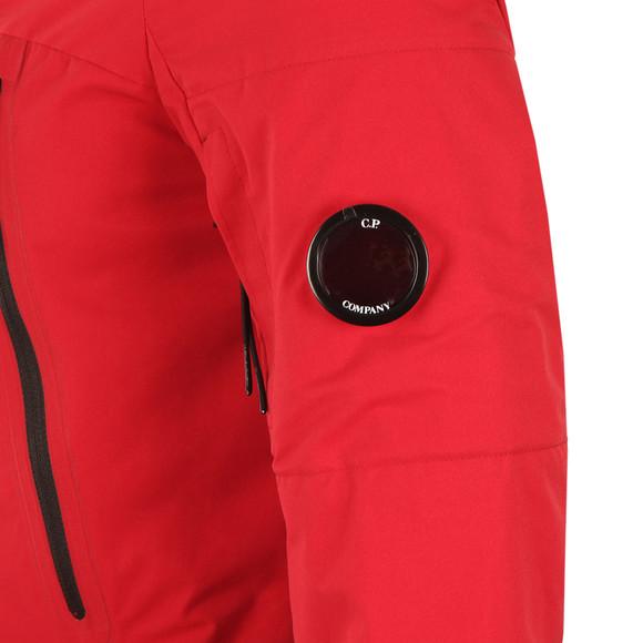 CP Company Mens Red Lightweight Pro-tek Jacket main image