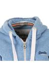 Superdry Womens Blue Orange Label Primary Zip Hoody