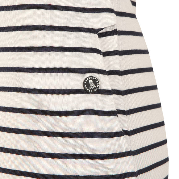 Barbour Lifestyle Womens White Dalmore Dress main image