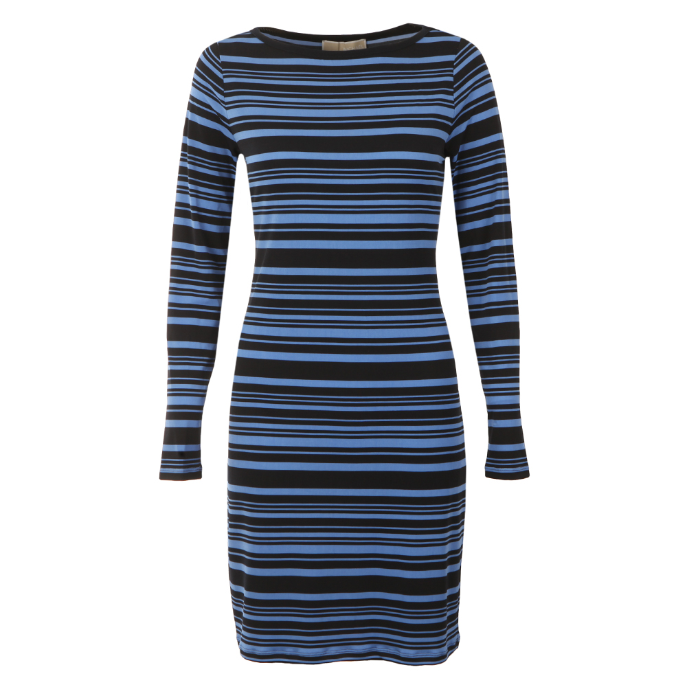 Adrennais Boatneck Dress