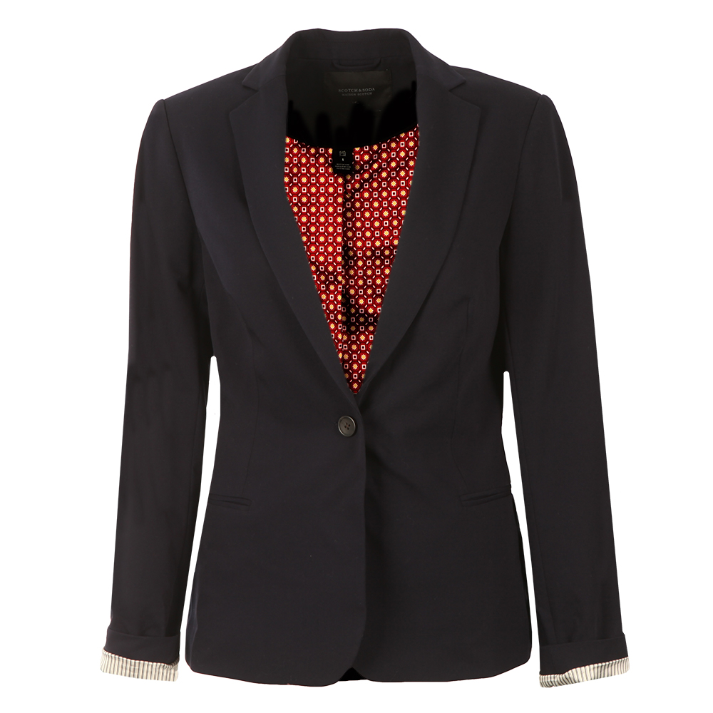 Basic Tailored Blazer