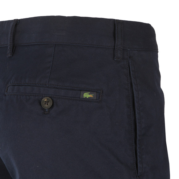 Lacoste Mens Blue FH5448 Chino Short main image
