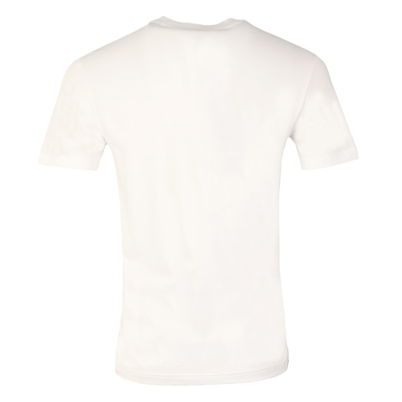 Lacoste Sport Mens White TH2089 S/S Tee main image