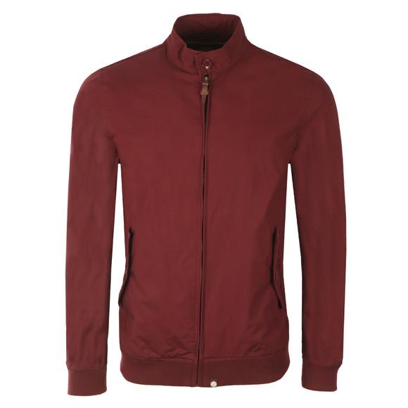 Pretty Green Mens Red Dalton Harrington Jacket main image