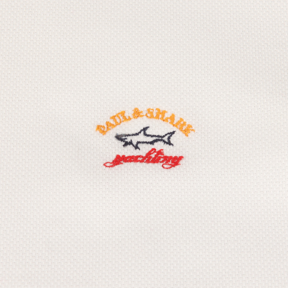 Embroidered Logo Polo Shirt main image
