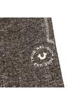 True Religion Boys Black Marled Sweatpants