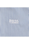 Boss Boys Blue Boys Stripe Shirt