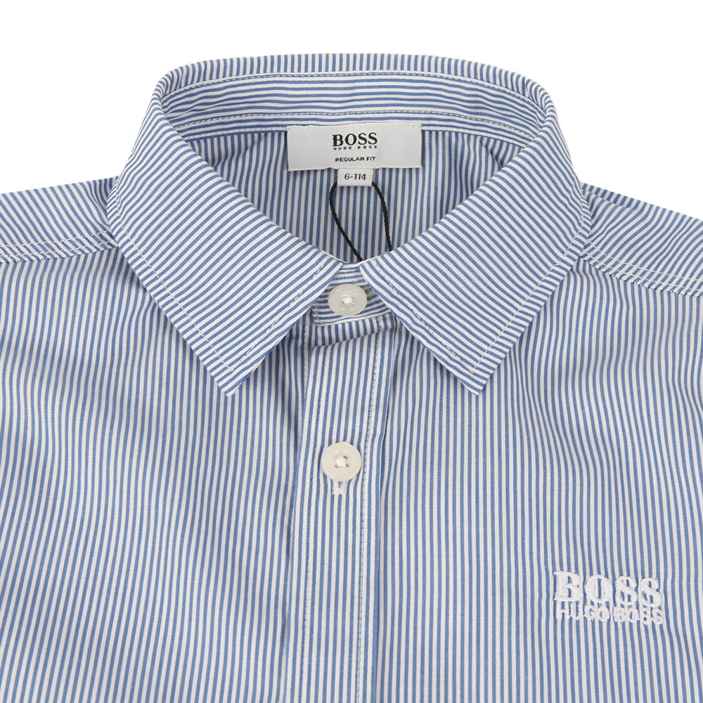 Boys Stripe Shirt main image