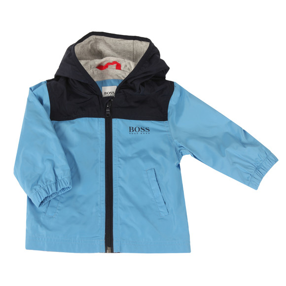 Boss Boys Blue Baby Light Windbreaker main image