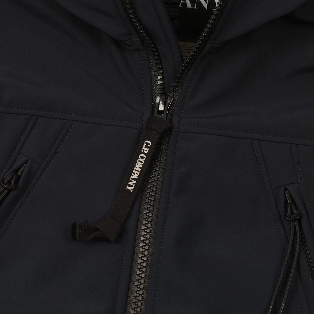 Lightweight Soft Shell Goggle Jacket main image