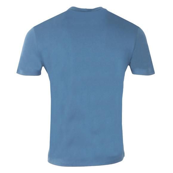 Armani Jeans Mens Blue Side Logo T Shirt main image