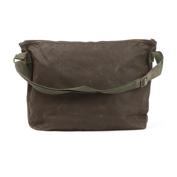 Barbour Lifestyle Mens Green Freeboard Messenger Bag main image