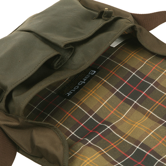 Barbour Lifestyle Mens Green Cannich Terras Bag main image