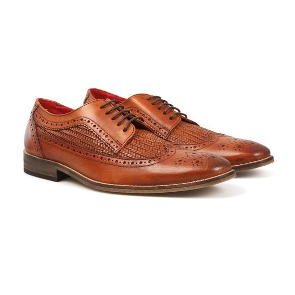 Base London Mens Brown Durham Shoe main image