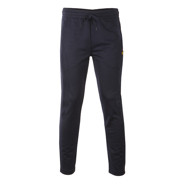 Lyle and Scott Mens Blue Tricot Jogger main image