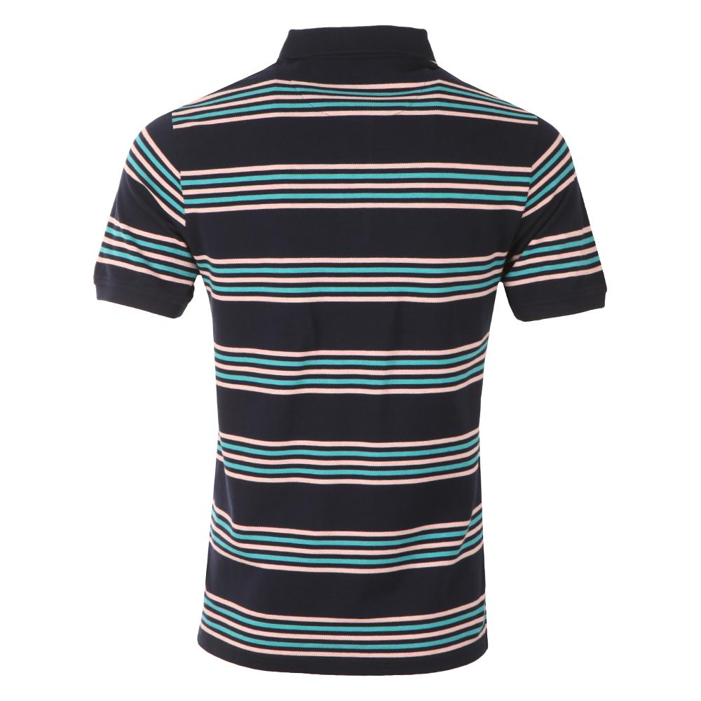 S/S Stripe Polo main image