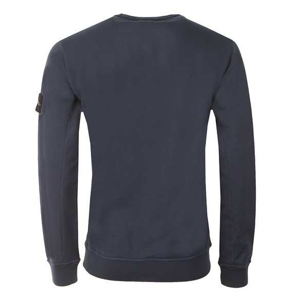 Stone Island Mens Blue Sweat Top main image