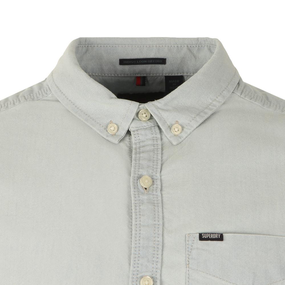 L/S Indigo Loom  Oxford Shirt main image