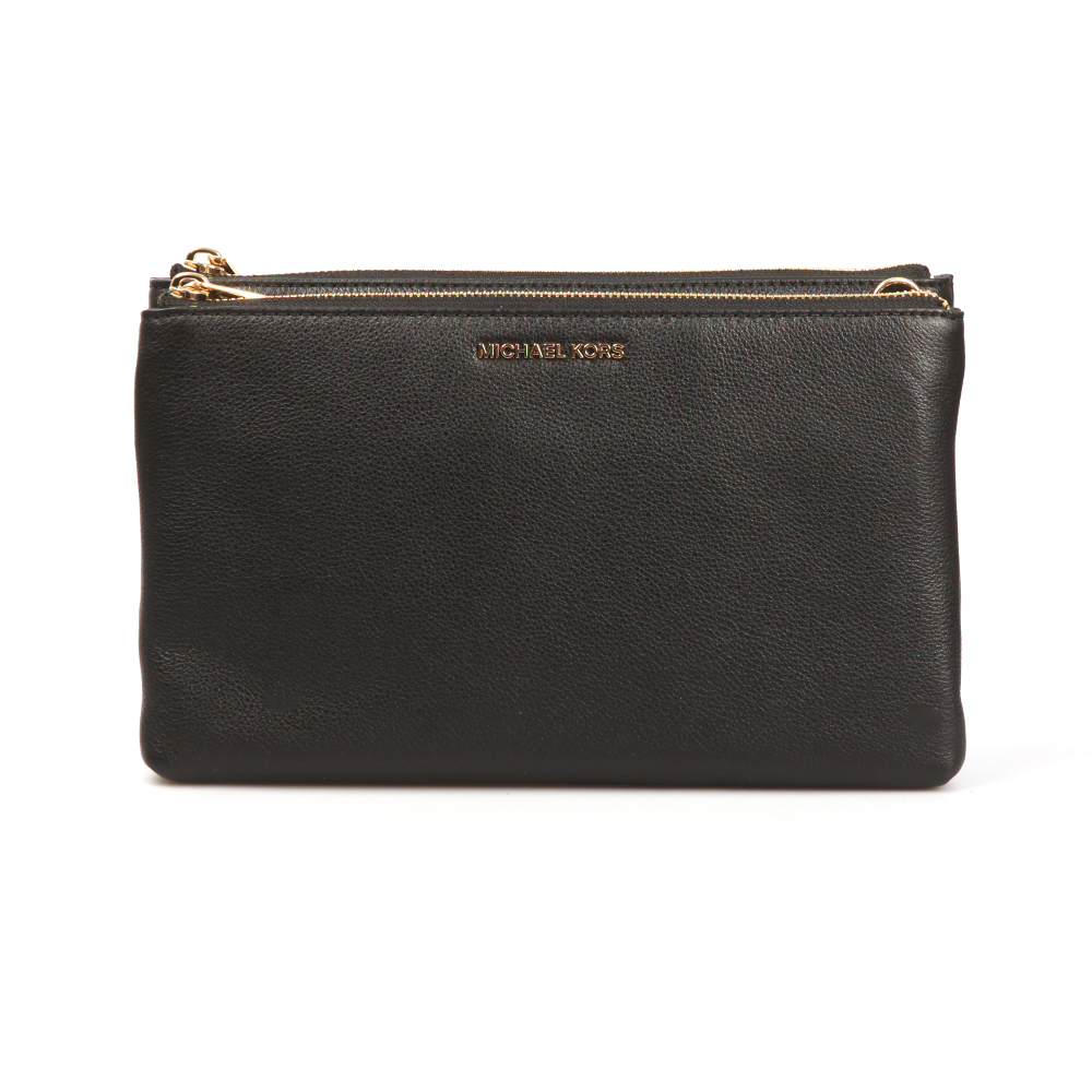 Adele Double Zip Crossbody