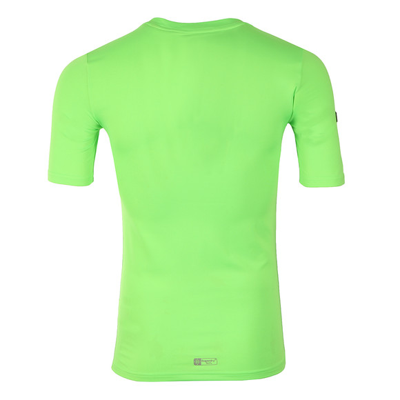 Superdry Sport Mens Green S/S Active Tee main image
